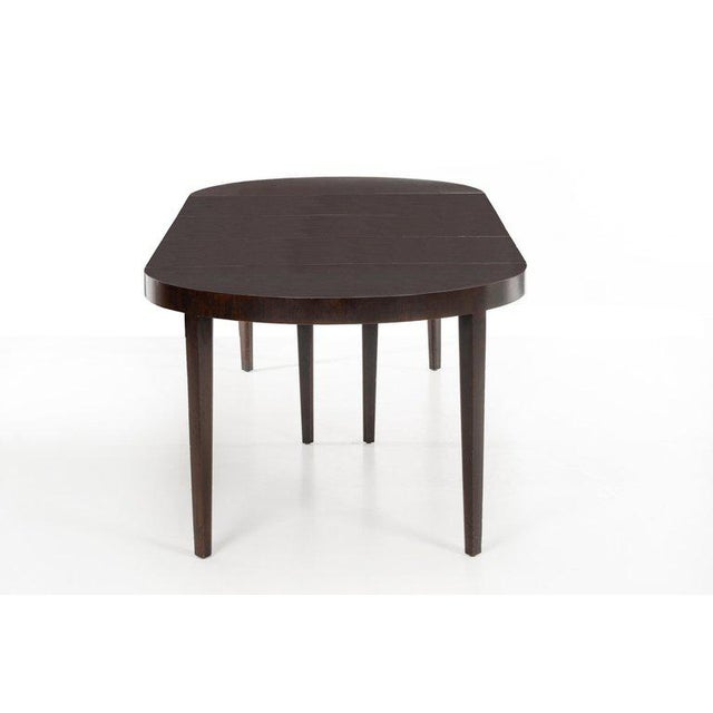 Dunbar Berne Edward Wormley Dining Table For Sale - Image 4 of 8