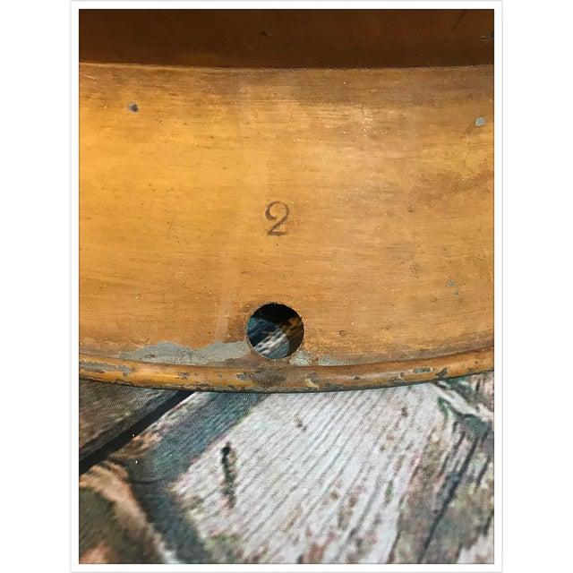 Antique French Zinc Bathtub - Image 10 of 11
