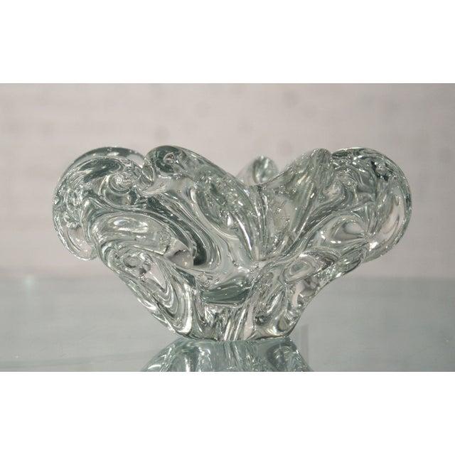 Vintage Murano Glass Flower Bowl - Image 11 of 11