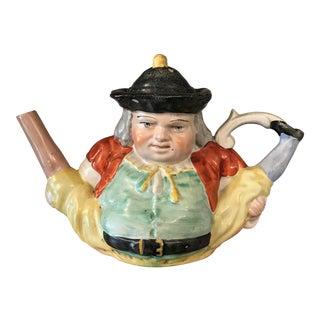 Staffordshire Toby Jug Teapot