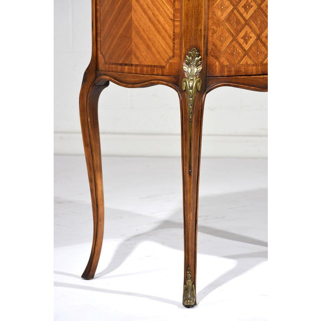 French Louis XVI-Style Commodes - A Pair - Image 8 of 10