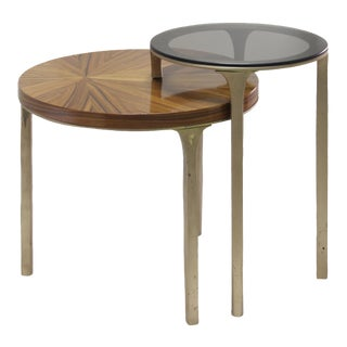 Covet Paris Luray Side Table For Sale
