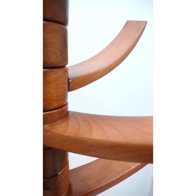 Sculptural Coat Stand by Bruce Tippett For Sale - Image 9 of 10