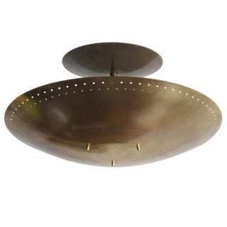 "Gallery L7 ""Utah"" Ceiling Flush Mount For Sale"