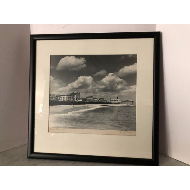Vintage Black and White Photograph of Ocean Grove, New Jersey For Sale - Image 13 of 13