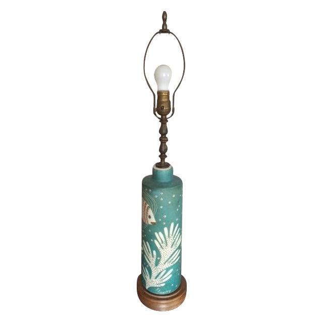 Mid-Century Waylande Gregory Lamp - Image 1 of 9