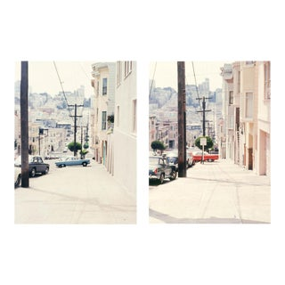 Vintage Limited Edition San Francisco City Photographs - A Pair