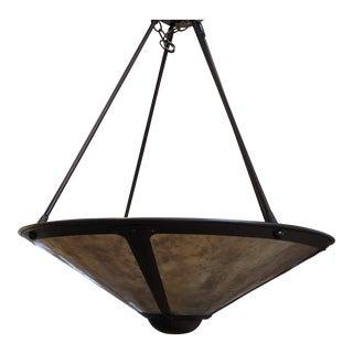 Mica Lamp Company Mesa Pendant
