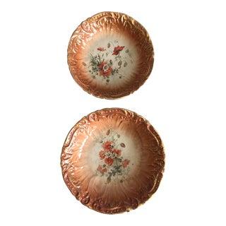 American Lustreware Bowls - A Pair