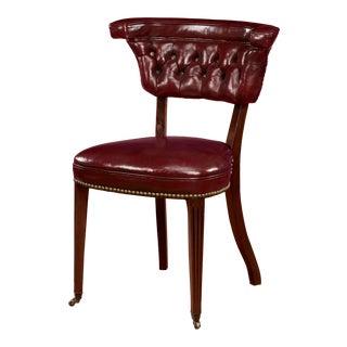 Georgian Reading Chair