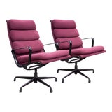 Image of 1980s Herman Miller Eames Aluminum Group Chair - a Pair For Sale