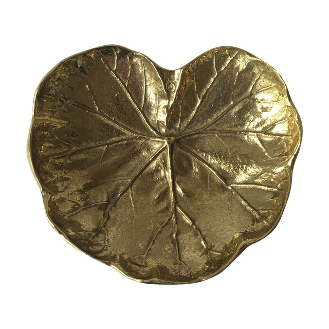 Virginia Metalcrafters Geranium Leaf For Sale
