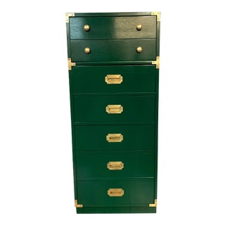 1960s Vintage Henredon Lingerie Dresser For Sale
