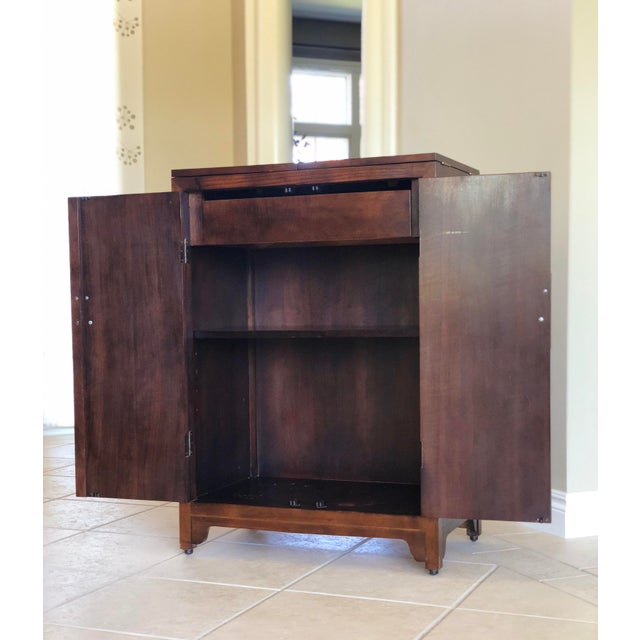 1960s Chinoiserie Michael Taylor for Baker Far East Collection Sideboard Credenza For Sale In Detroit - Image 6 of 11