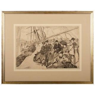 """Homeward Bound"" by Winslow Homer"