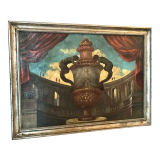Mid 19th Century Early Italian Neo-Classical Painting For Sale