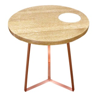 Volk Furniture St. Charles Side Table For Sale