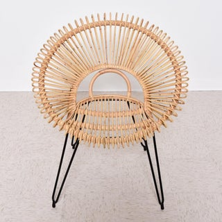 Boho Chic Round Orbit Lounge Chair Preview