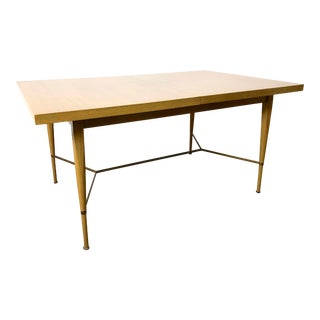 1950s Vintage Paul McCobb Irwin Calvin Dining Table For Sale