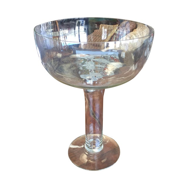 Oversize Cocktail Glass - Image 1 of 5