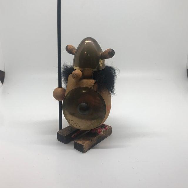Danish Mid Century Viking Figurine
