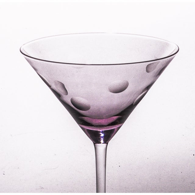 Waterford Marquis Martini Glasses - Set of 4 - Image 6 of 7