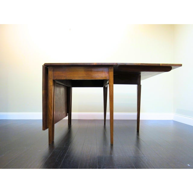 Drop Leaf Dining Table For Sale - Image 4 of 6