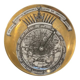 Piero Fornasetti Astrolabe Plate, Number One For Sale