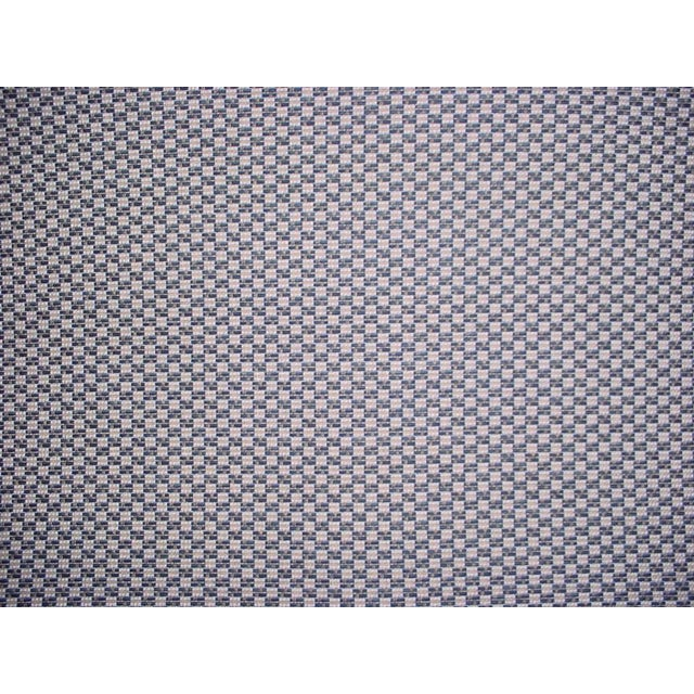 2020s Lee Jofa Alturas Navy Baltic Blue Outdoor Fabric- 6 1/8 Yards For Sale - Image 5 of 5