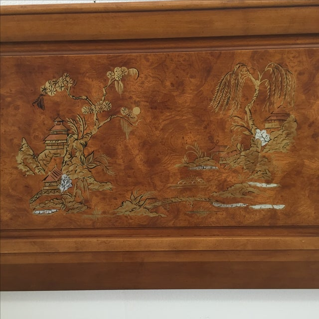 Henry Link Mandarin Collection Headboard - Image 7 of 8