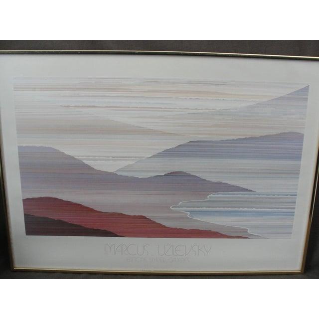 Impressionism 1983 Marcus Uzilevski Editions Limited Print For Sale - Image 3 of 7