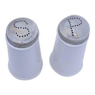 Retro Salt & Pepper Shakers - A Pair