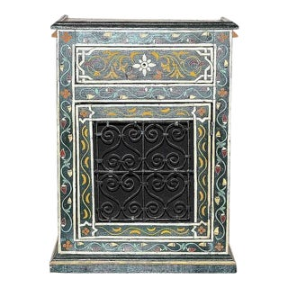 Moroccan Side Table For Sale
