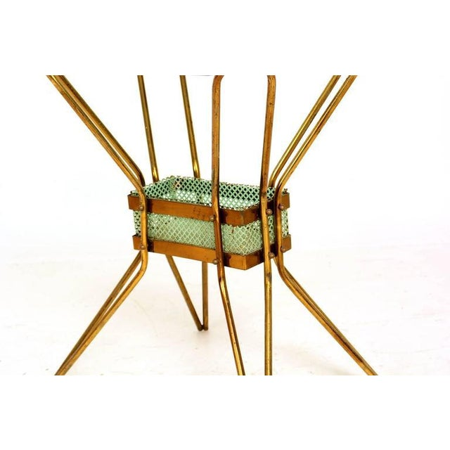 1950s Vintage Italian Side Table For Sale - Image 5 of 6