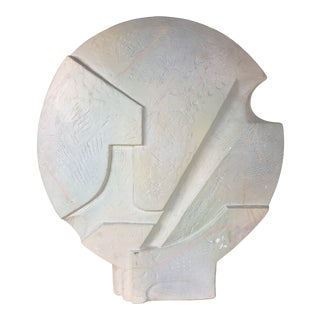 Mid Century Modern Abstract Sculpture For Sale