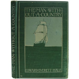 The Man Without a Country by Edward Hale For Sale