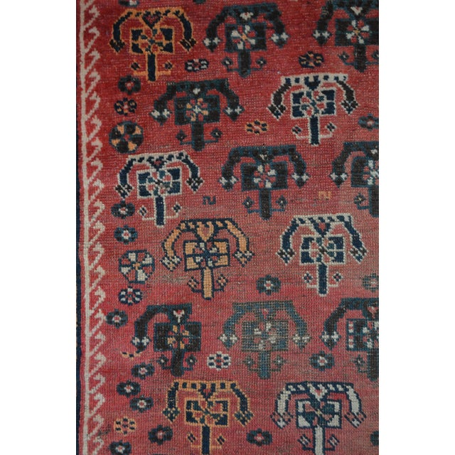 "Persian Tribal Rug - 5'1"" X 8'1"" - Image 5 of 5"