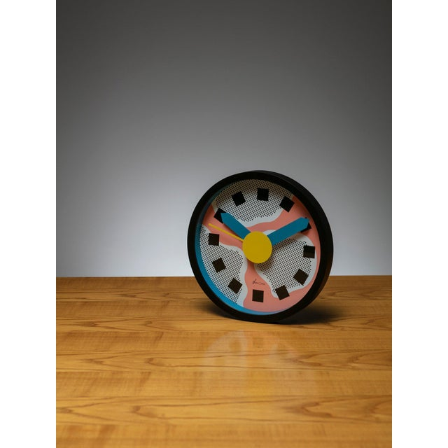 Wall Clock by George Sowden and Nathalie Du Pasquier for Neos.