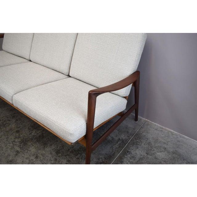 Danish Modern Adolf Relling for Dokka Restored Sofa For Sale In Portland, ME - Image 6 of 11
