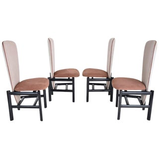 20th Century Scandinavian Dining Chairs, Set of Four, 1960's For Sale