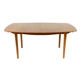 Danish Modern Finn Juhl Dining Table For Sale