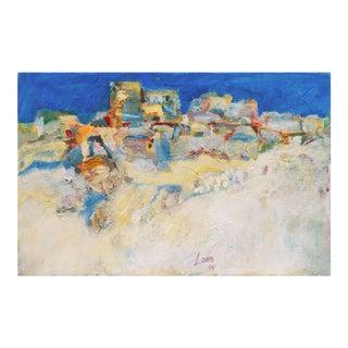 'Aegean Blue' by John Loeb, 1994 For Sale
