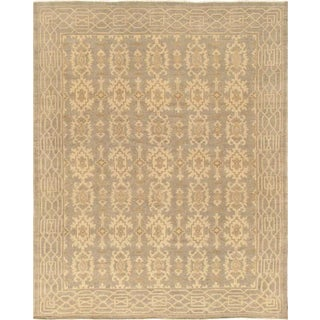 Pasargad Khotan Wool Area Rug - 2' X 3' For Sale