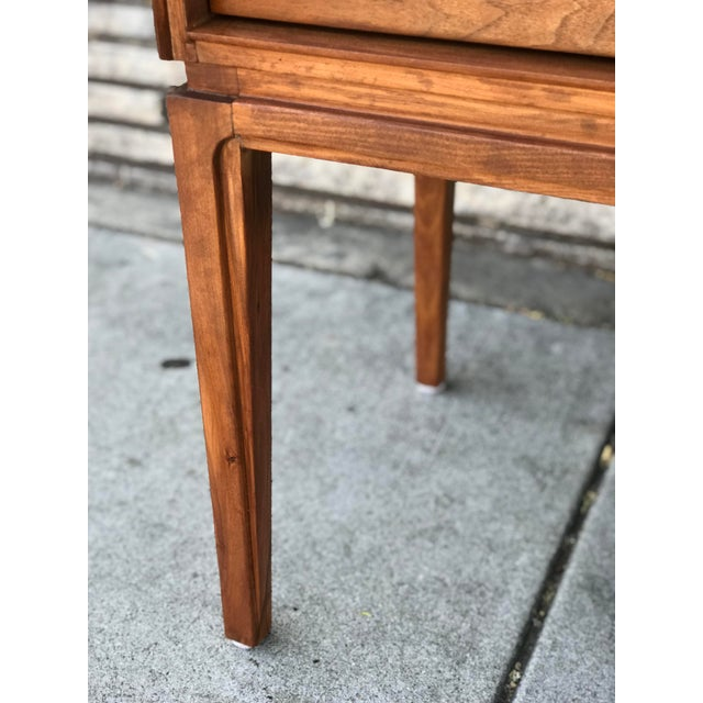 Brass Mid-Century Modern Nightstands by Basic Witz For Sale - Image 7 of 13