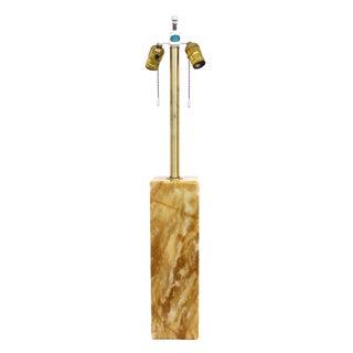 Nessen Calacatta Marble Lamp For Sale