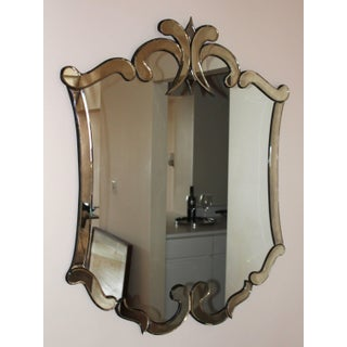 1940s Venetian Style Mirror Preview
