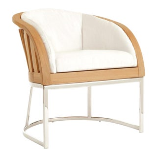 Summit Furniture Picket Dining Chair -ss Base For Sale