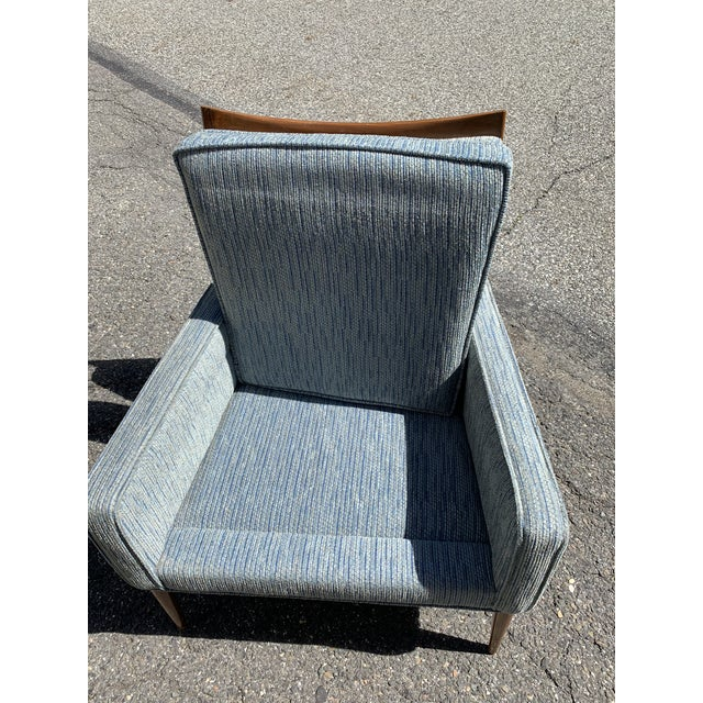 1950s Paul McCobb Directional Mid Century Modern Lounge Chair For Sale - Image 5 of 7