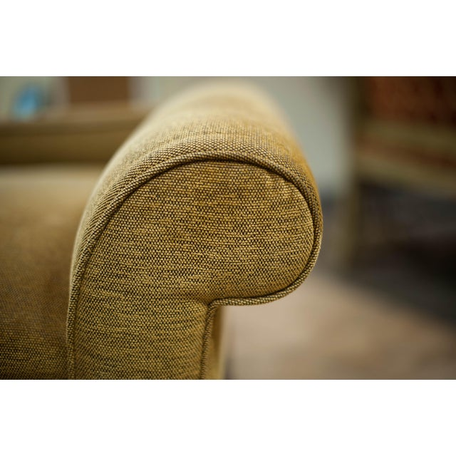 Chanel Chaise Lounge Chair with Nailheads - Image 7 of 9