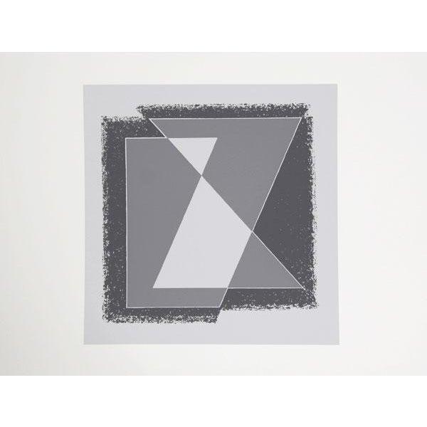 Artist: Josef Albers Portfolio: Formulation: Articulation (Double Portfolio) Title: Portfolio 2, Folder 30, Image 2 Year:...